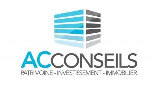 Logo AC Conseils | Benjamin PIEGAY, graphiste à Lyon et dans les Monts du Lyonnais
