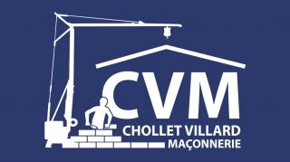 Logo CVM | Benjamin PIEGAY, graphiste à Lyon et dans les Monts du Lyonnais