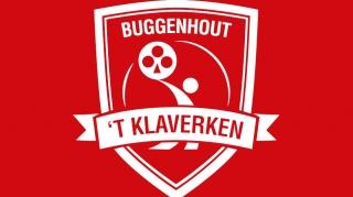 Logo Buggenhout t'Klaverken | Benjamin PIEGAY, graphiste à Lyon et dans les Monts du Lyonnais