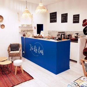 ICI LA BAS - Café/boutique éthique, responsable et solidaire