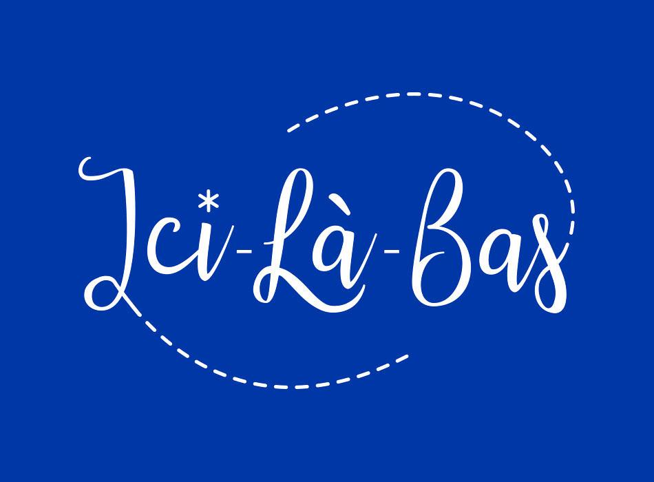 Logo ICI LA BAS - Café/boutique éthique, responsable et solidaire