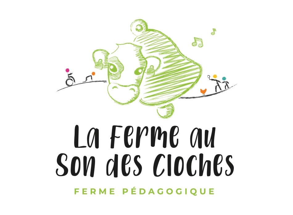 Logo La Ferme au Son des Cloches